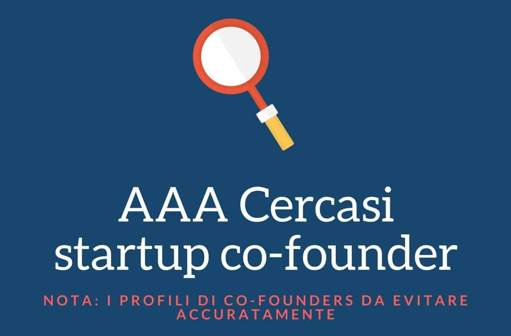 startup co-founder