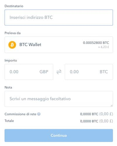comprare-ripple-trasferimento-da-coinbase-a-binance