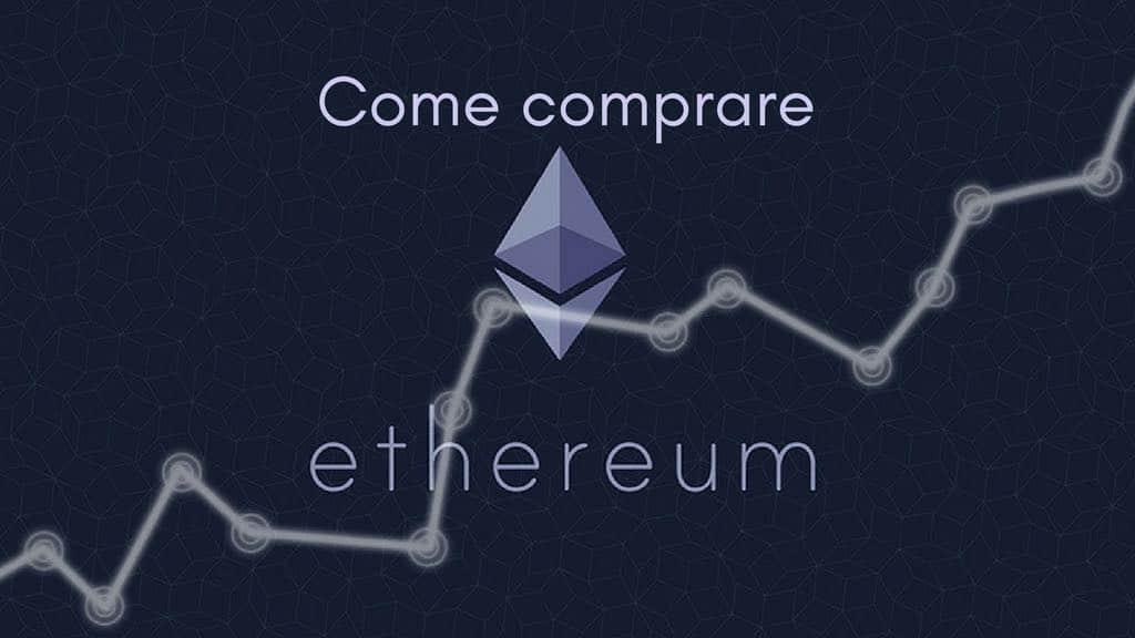 Comprare Ethereum su Coinbase con carta o bonifico bancario