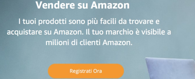 come si fa a vendere su amazon