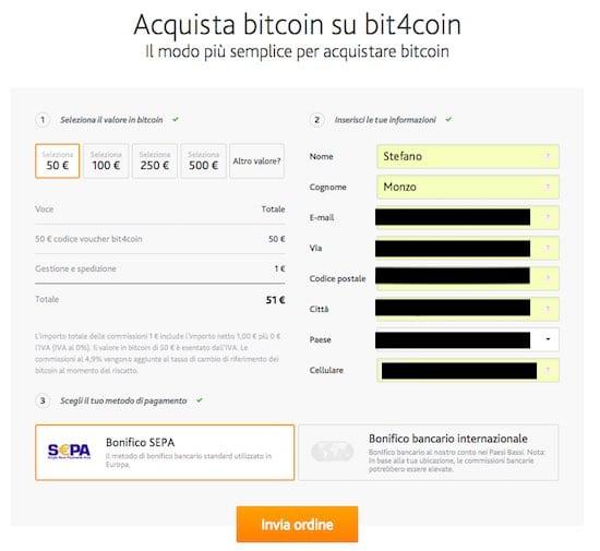 come comprare bitcoin in Italia