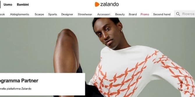 zalando sito dove vendere online calzature